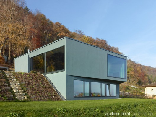 Clottu Villa / Andrea Pelati Architecte  Thomas Jantscher
