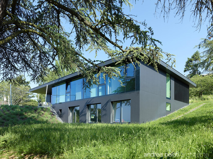 MIV Villa / Andrea Pelati Architecte