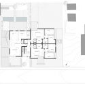 7 Units Housing Building / Metaform Architecture Site Plan