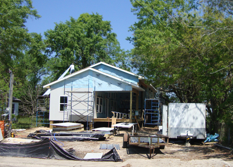 Public Architecture's 1% Program Provides Projects for Habitat for Humanity
