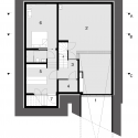 Villa S2 / MARC architects Basement Plan