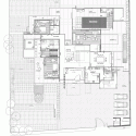 Poona House / Rajiv Saini Ground Floor Plan