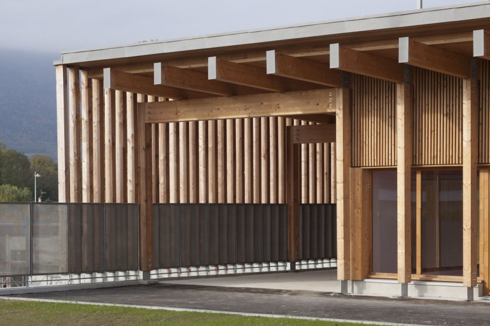 Centre de la Petite Enfance / Clermont Architectes