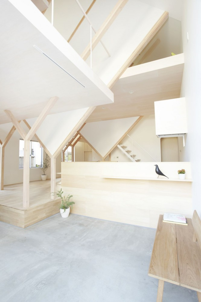 House H / Hiroyuki Shinozaki Architects