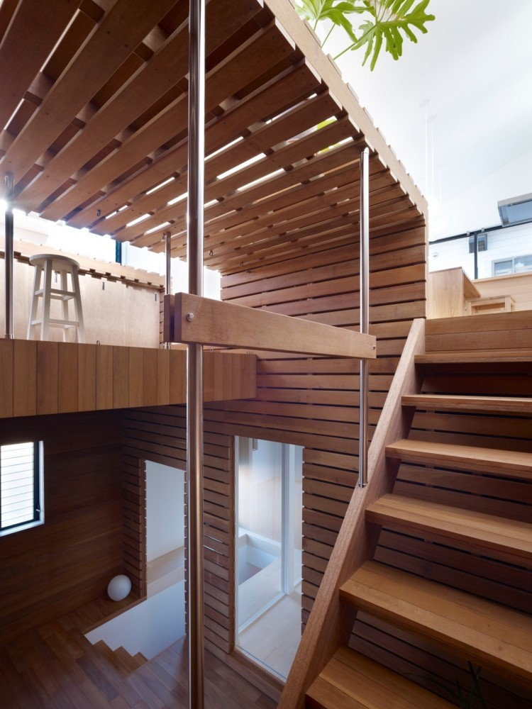 Switch Box in House / Naf Architect & Design