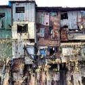 Slum Rehabilitation Promise to Mumbai&#039;s 20 Million Dhravi Slum, Mumbai, India; Courtesy of Flickr User ToGa Wanderings; Licensed via Creative Commons
