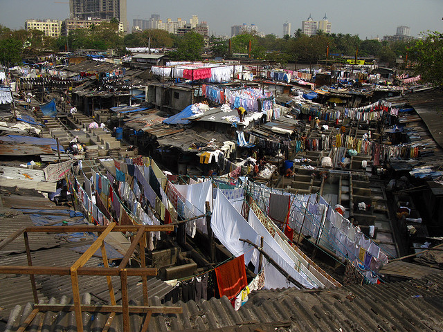 Slum Rehabilitation Promise to Mumbai's 20 Million