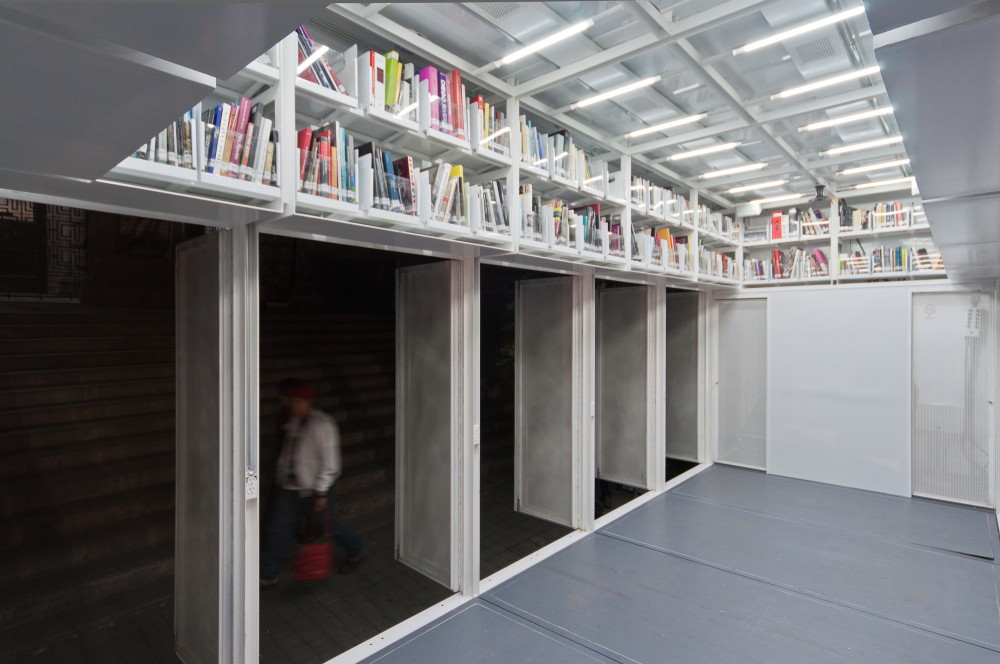 A47 Mobile Art Library  / PRODUCTORA