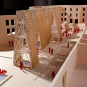 CODA wins P.S.1 with Skateboard Scrap 'Party Wall' Courtesy of MoMA