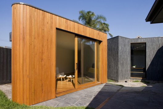 Boundary House / BKK Architects © Shannon McGrath