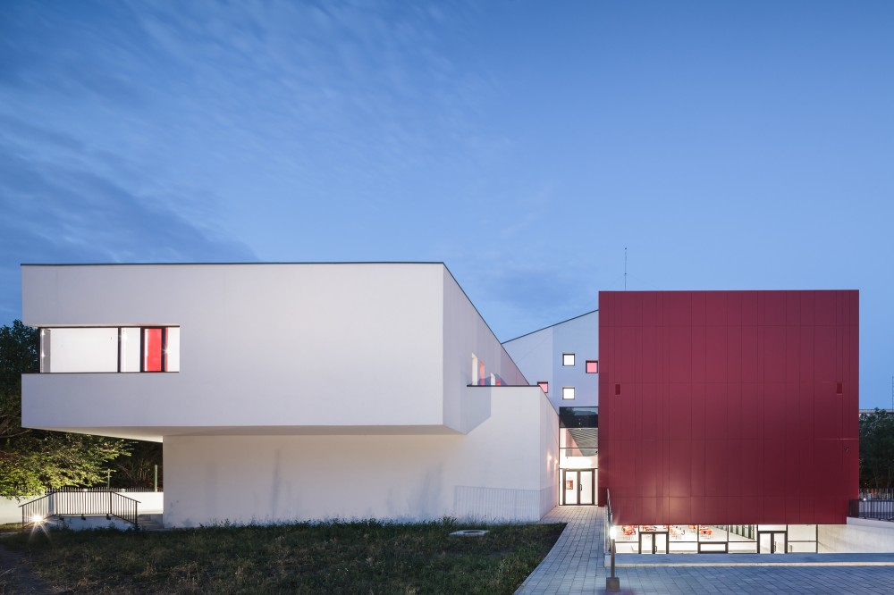 School of Music and Arts / LTFB Studio