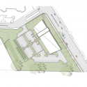 Adamsville Regional Health Center / Stanley Beaman &amp; Sears Site Plan