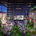 Brookfield&#039;s Manhattan West Breaks Ground Manhattan West; Courtesy of Brookfield Development