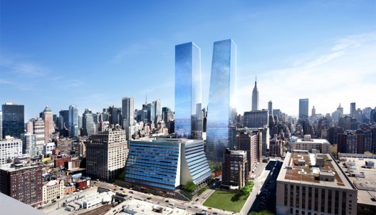 Manhattan West; Courtesy of Brookfield Development