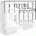 POD / Greg Wright Architects Ground Floor Plan