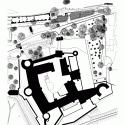 Heidelberg Castle / Max Dudler Architekt Site Plan