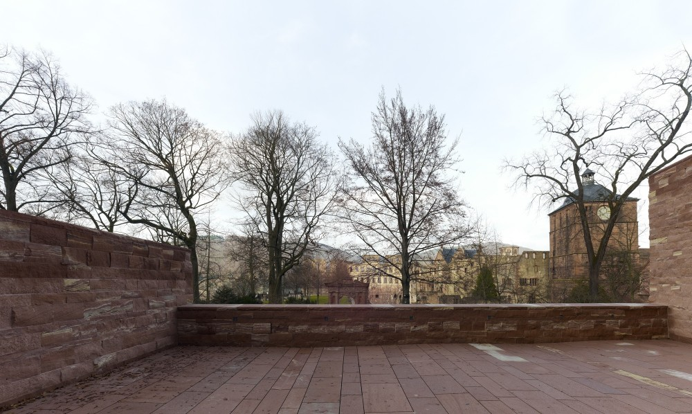 Heidelberg Castle / Max Dudler Architekt