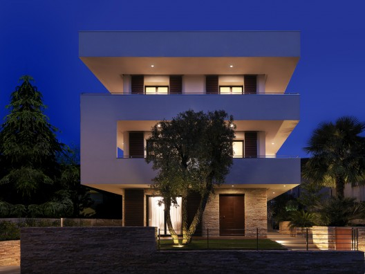 RGR House  / archiNOW! © Daniele Domenicali