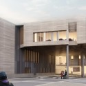 Proposals Unveiled for Kent State&#039;s new Architecture College (27) Westlake Reed Leskosky proposal; Courtesy Kent State University