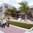 Proposals Unveiled for Kent State&#039;s new Architecture College (24) Westlake Reed Leskosky proposal; Courtesy Kent State University