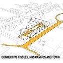 Proposals Unveiled for Kent State&#039;s new Architecture College (17) The Collaborative Inc. proposal; Courtesy Kent State University