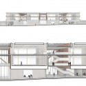 Proposals Unveiled for Kent State&#039;s new Architecture College (16) The Collaborative Inc. proposal; Courtesy Kent State University