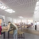 Proposals Unveiled for Kent State&#039;s new Architecture College (14) The Collaborative Inc. proposal; Courtesy Kent State University