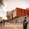 Proposals Unveiled for Kent State&#039;s new Architecture College (13) The Collaborative Inc. proposal; Courtesy Kent State University