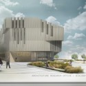 Proposals Unveiled for Kent State&#039;s new Architecture College (4) Bialosky + Partners Architects proposal; Courtesy Kent State University