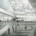 Proposals Unveiled for Kent State&#039;s new Architecture College (3) Bialosky + Partners Architects proposal; Courtesy Kent State University