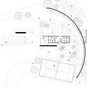 Casa Club Punta Lago / Seijo Peon Arquitectos Ground Floor Plan