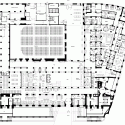 Clarion Hotel Post / Semrén & Månsson Ground Floor Plan