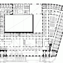 Clarion Hotel Post / Semrén & Månsson Second Floor Plan