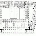 Clarion Hotel Post / Semrén & Månsson Third Floor Plan