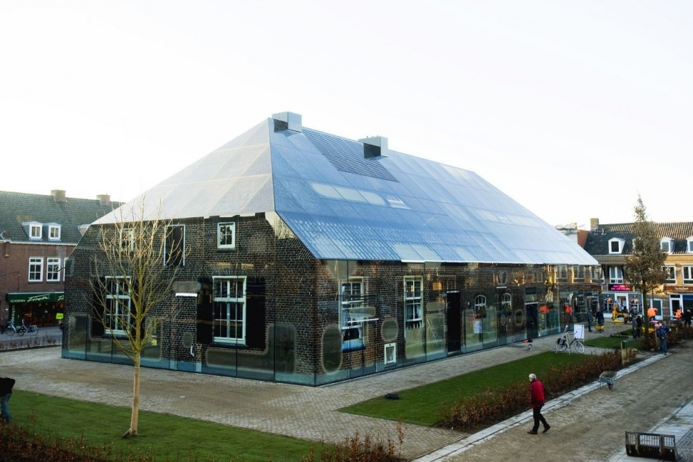 Glass Farm / MVRDV