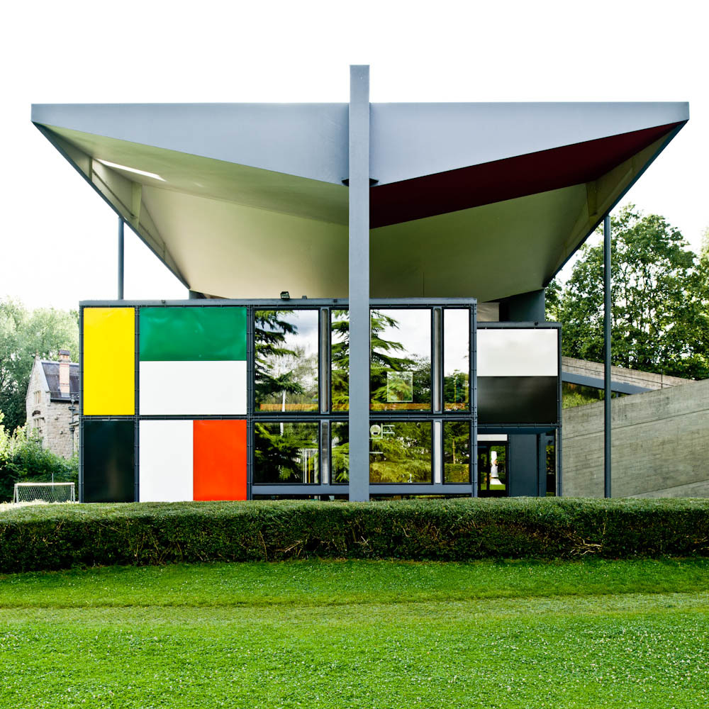 AD Classics: Centre Le Corbusier (Heidi Weber Museum) / Le Corbusier