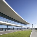 Gibraltar Airport / Blur Architects + 3DReid Architects © Hufton + Crow