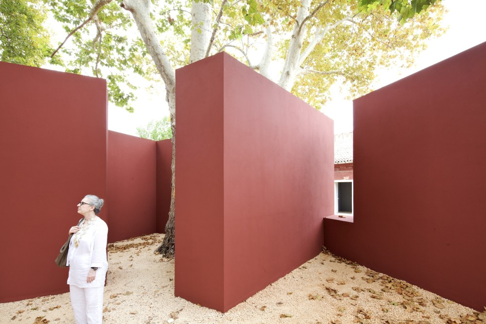 Álvaro Siza Pavilion Will Remain at Venice Biennale Until 2016