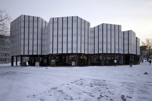 Alvar Aalto Wolfsburg Center