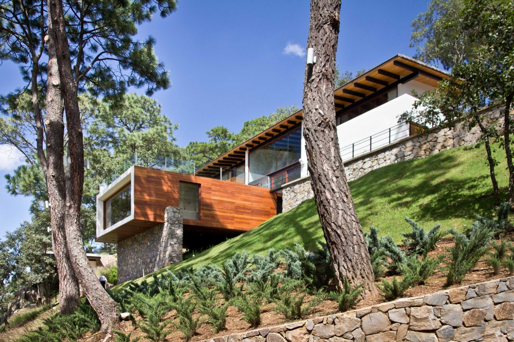 The Forest House / Espacio EMA