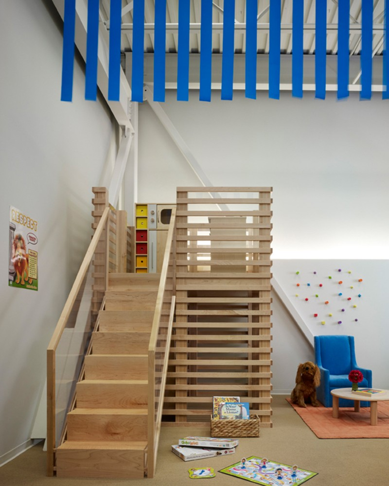 Chesapeake Child Development Center / Elliott + Associates Architects