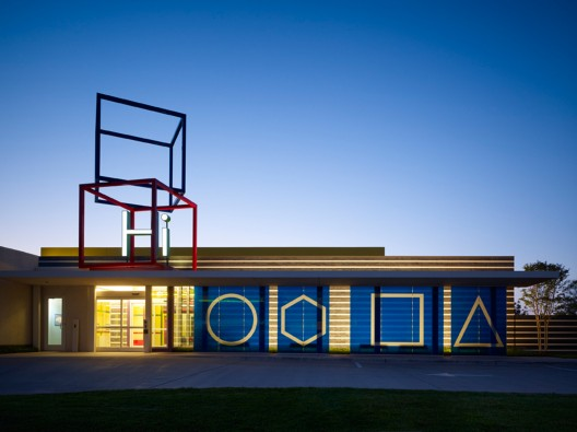 Chesapeake Child Development Center / Elliott + Associates Architects Scott McDonald  Hedrich Blessing