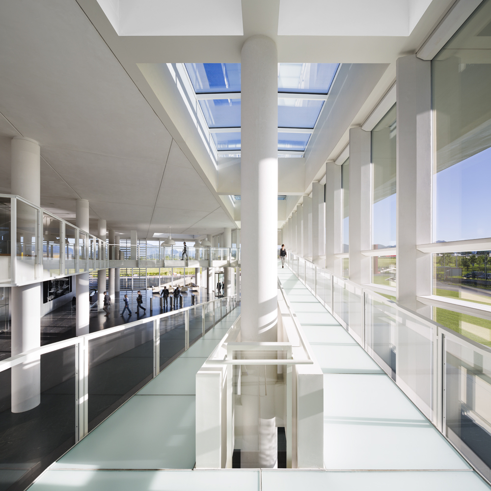 Italcementi i.lab / Richard Meier & Partners