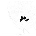 Housing and Shops / Christ & Gantenbein Site Plan