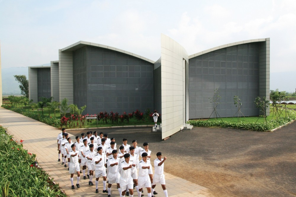 Samundra Institute of Maritime Studies / Christopher Charles Benninger Architects