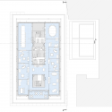 Kurt Geiger Headquarters Building / Archer Architects Sixth Floor Plan