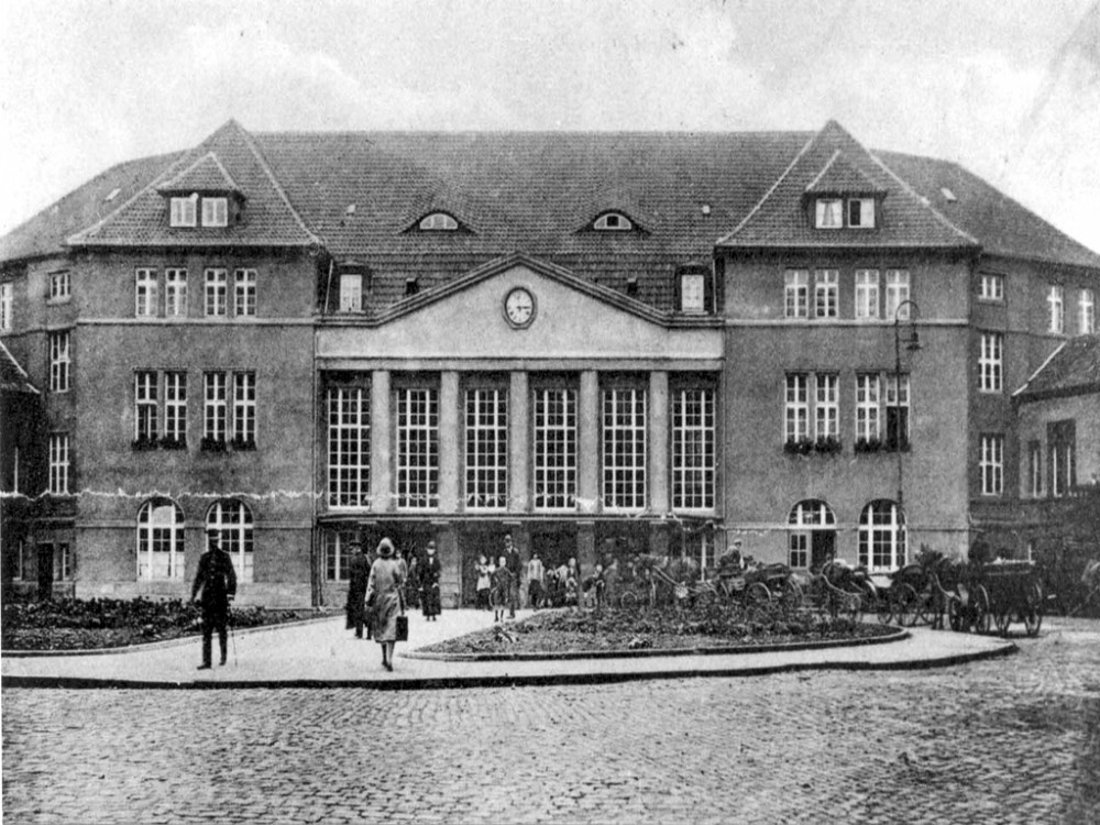 Station Hameln / Scheidt Kasprusch Archiekten