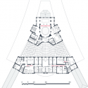 Station Hameln / Scheidt Kasprusch Archiekten Second Floor Plan