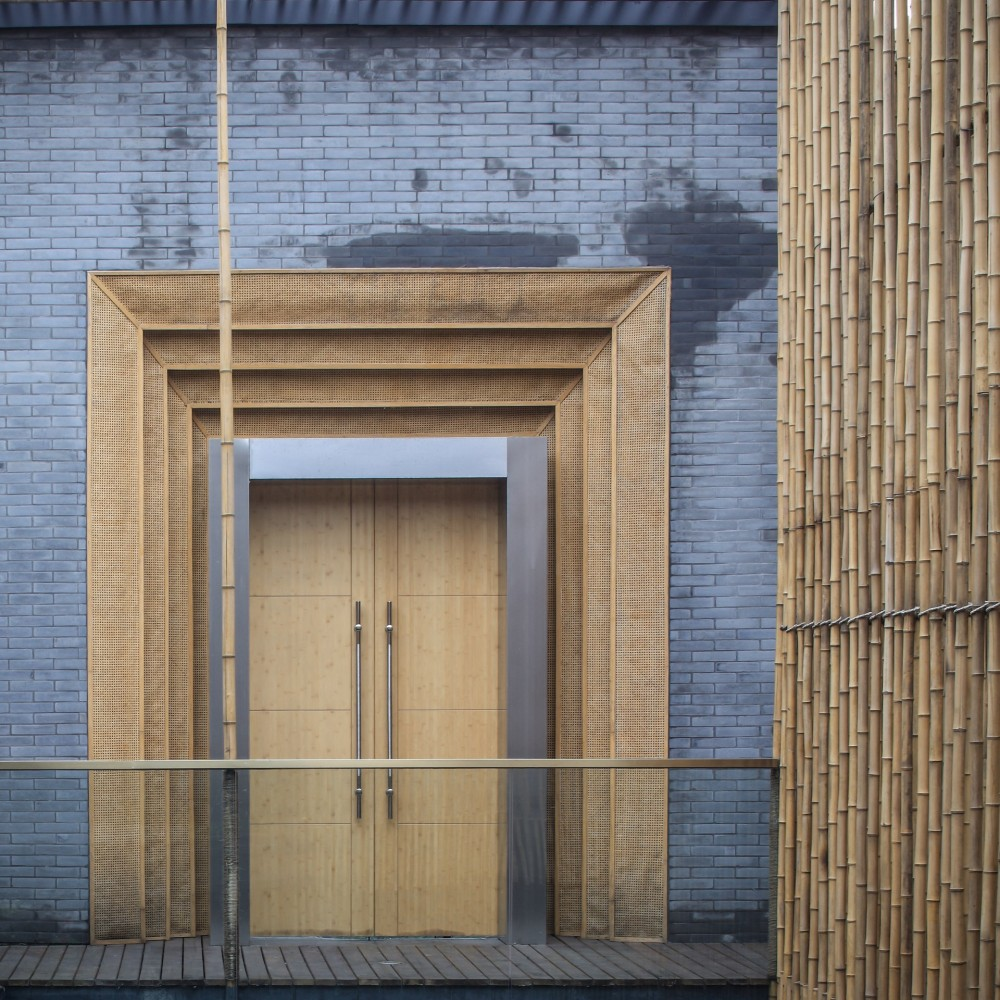 Bamboo Courtyard Teahouse / Harmony World Consulting &#038; Design
