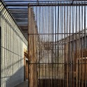 Bamboo Courtyard Teahouse / Harmony World Consulting & Design © T+E